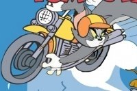 Tom en Jerry Motor